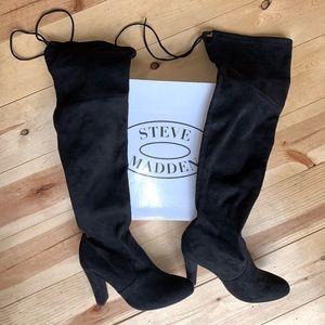 Steve Madden Gracelyn over the knee boots